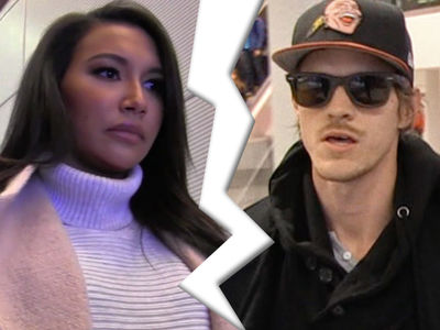 Naya Rivera -- Split-Second Marriage Heads to Splitsville
