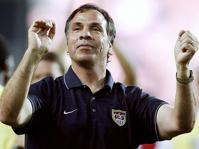 U.S. Soccer -- Bruce Is Back ... Arena Named Klinsmann's Replacement