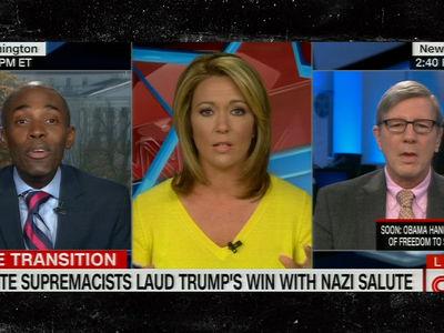 CNN's Brooke Baldwin -- Breaks Down When Anti-Trump Pundit Drops N-Word (VIDEO)