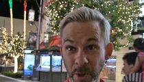 Dominic Monaghan -- Hey, America ... YOU'LL NEVER WIN THE WORLD CUP! (VIDEO)