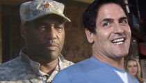 Mark Cuban to Army Vet Who Got Snubbed at Chili's -- HOW 'BOUT MAVS SEASON TICKETS?!