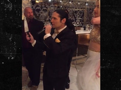 Corey Feldman -- Knife-y Speech After 'Gigolo' King Marries Him Off (VIDEO + PHOTOS)