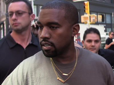 Kanye West -- Release from Hospital a No-Go