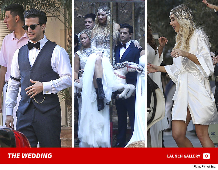 Mark Ballas Bc Jean First Photos Of Malibu Wedding Tmz Com