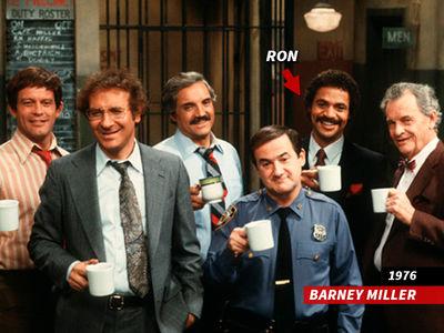 'Barney Miller' Star Ron Glass -- Dead At 71