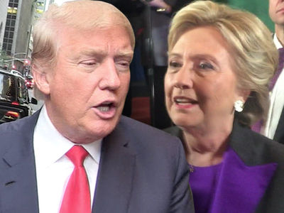 Donald Trump -- Hypocrite Hillary! ... Challenging Results Won't Change a Thing