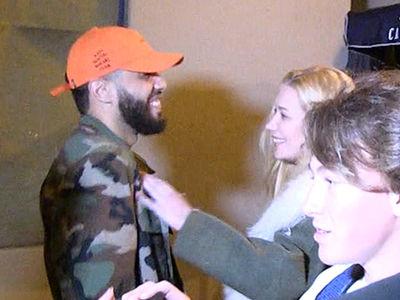 Iggy Azalea -- Soon-to-be Bro-in-Law Teases French Montana Wedding (VIDEO)
