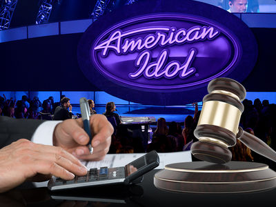 'American Idol' Bankruptcy -- I Wrote 'No Air' But Got No Cash ... Now Pay Me!