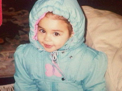 Guess Who This Bundled Up Beauty Turned Into!