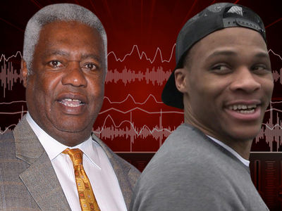 Oscar Robertson -- Russell Westbrook's a Hall Of Famer ... But Don't Compare Us (AUDIO)