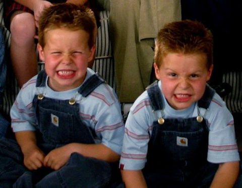 "Brent and Shane Kinsman were only 5 years old when they played Nigel and Kyle Baker -- opposite their on-screen father, Steve Martin -- in the 2003 family reboot ""Cheaper by the Dozen."""