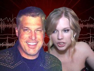 Taylor Swift -- DJ Admits Touching ... But no Ass Grab (AUDIO)