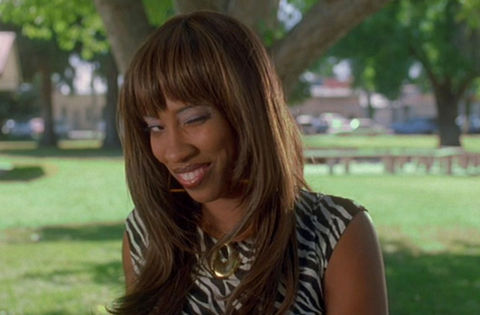 Shondrella Avery as Lafawnduh.
