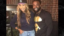 Cynthia Bailey -- All Work, No Play with Boxer Yahu Blackwell, But Coupling Far from Dull