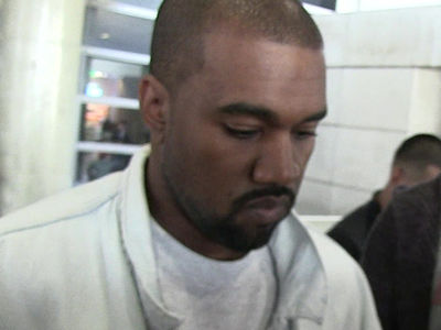 Kanye West -- Concerts On Hold ... Indefinitely