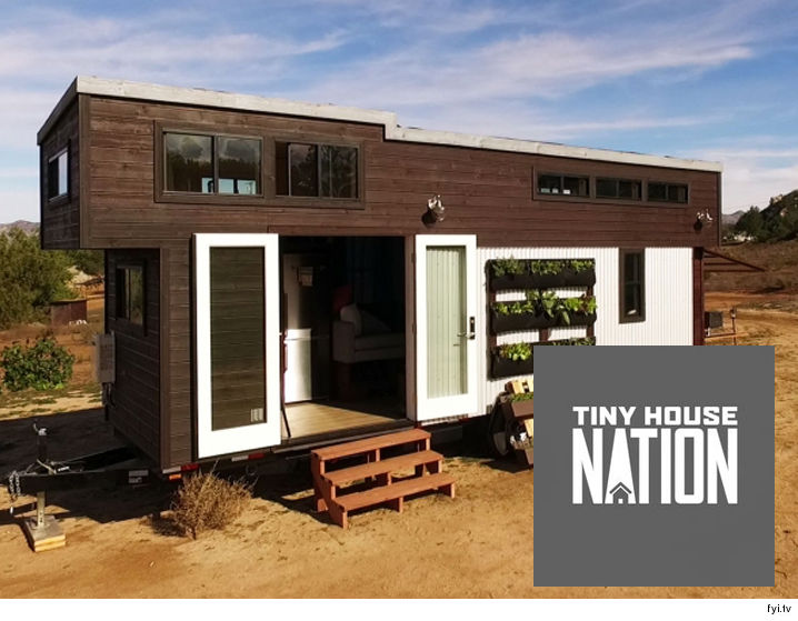 Tiny House Nation Contractor Sues Clients Tmz Com