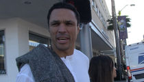 Tony Gonzalez -- I'm Cool With Gates Breaking My Record ... And So Is My Hot Wife (VIDEO)