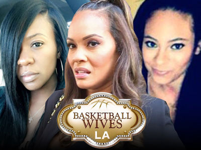 'Basketball Wives' -- New Cast Revealed ... Dwyane Wade & Nick Young Won't Be Happy!