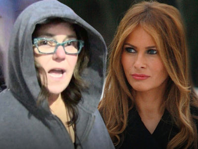 Rosie O'Donnell -- I'm So Sorry, Melania