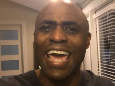 Wayne Brady -- Sorry, I Missed My Show ... I Had Too Much Soul Food (VIDEO)