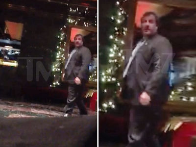Donald Trump -- Visit from Chris Christie ... Brother, Can You Spare a Job? (PHOTO)