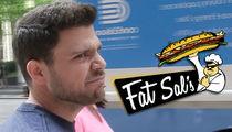 Jerry Ferrara -- My Ex-Pals at Fat Sal's Are Big Fat Jerks!!