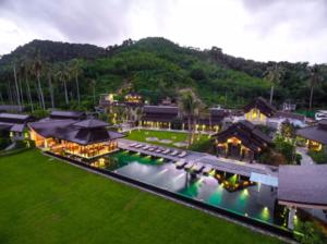 Aaron Paul's Thailand Airbnb