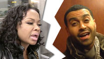 Phaedra Parks -- Apollo's Wasting Time ... We're Already Divorced, Just Like I Said