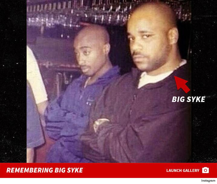 Rapper Big Syke Dead at 48 | TMZ.com