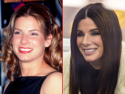 Sandra Bullock: Good Genes or Good Docs?!