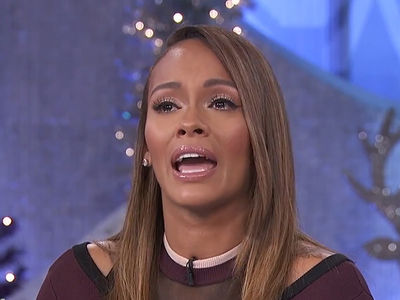 Evelyn Lozada -- Opens Up About Dom. Violence Incident ... 'It Stays with you Forever' (VIDEO)