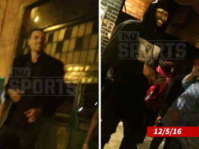 Matt Barnes & DeMarcus Cousins -- Sued Over Nightclub Brawl ... 'Vicious and Unprovoked Attack' (VIDEO)