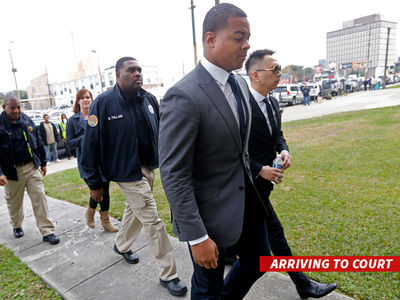 Pierre Thomas -- I Tried to Stop Will Smith Fight ... Moments Before He Was Killed
