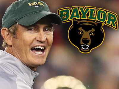 Art Briles Sues Baylor Officials Over Alleged Rape Case Conspiracy