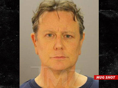 Judge Reinhold -- The Smug Mug After Dallas Arrest (MUG SHOT)