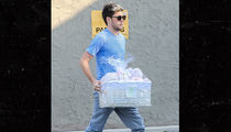 1D's Niall Horan -- The Pink Slip? (PHOTO)