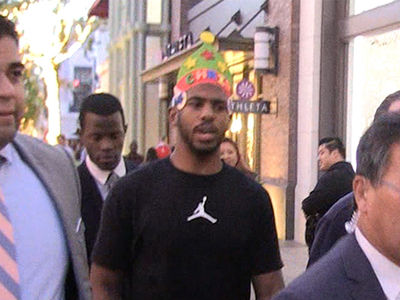 Chris Paul to Kobe Bryant: 'Keep Going Til You Have a Boy!' (VIDEO)