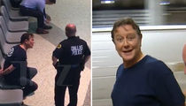 Judge Reinhold -- Arrested at Dallas Airport (VIDEO + PHOTOS)