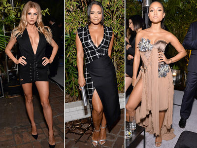 GQ Men of the Year Party -- Man, Look At These Women (PHOTO GALLERY)