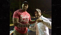 Ex-WWE Superstar Shad Gaspard Takes Down Armed Robber (PHOTO)