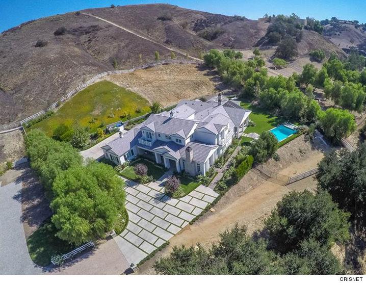 Kylie Jenner Rents Hidden Hills Home To Rob Blac Chyna Tmz Com