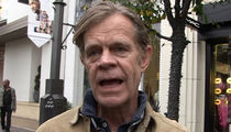William H. Macy Says Emmy Rossum Deserves Equal Pay (VIDEO)