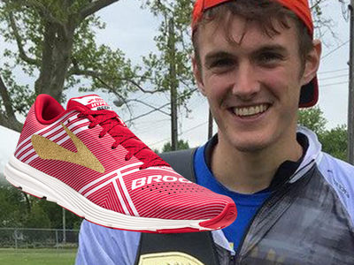 Running Company Releases First Beer Mile Shoe (PHOTOS)