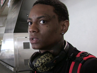 Soulja Boy Arrested for Probation Violation, Cops Find Gun In Home (PHOTO + VIDEO)