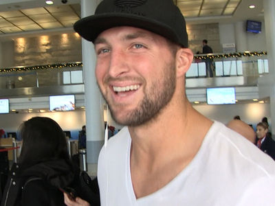 Tim Tebow Prays for Humanity and Home Runs!!! (VIDEO)