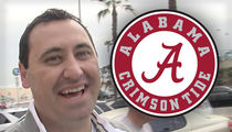 Steve Sarkisian Coaching Again As New Offensive Coordinator At 'Bama