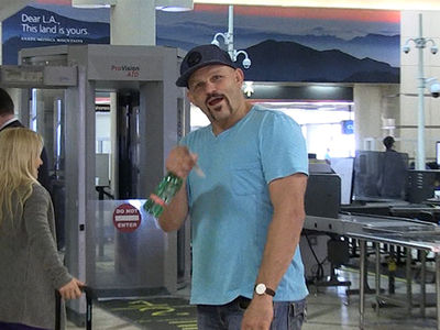 Chuck Liddell Interested In Handling Trump's 'Dirty Work' (VIDEO)