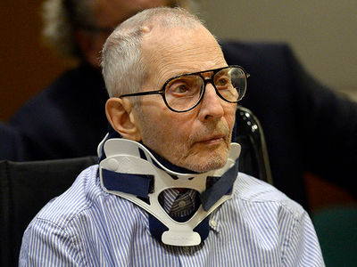 'Jinx' Star Robert Durst Says He Was High on Meth When He Confessed to Murder