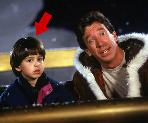 "Eric Lloyd is best known for playing St. Nick's son, Charlie, in the 1994 Christmas movie ""The Santa Clause."""
