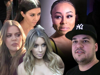 The Kardashian Sisters Are Done with Rob and Chyna